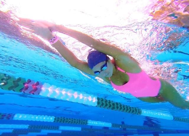 Lo Swim, Melissa dive
