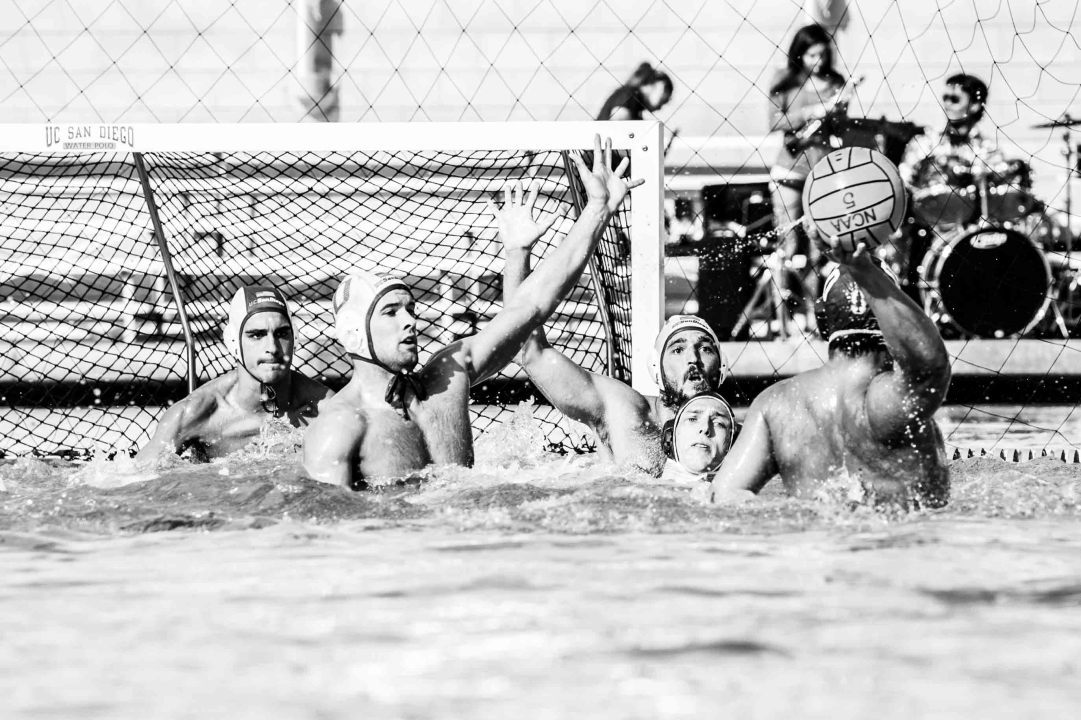 Cal Men's Water Polo Takes Over Top Spot In Varsity National Rankings