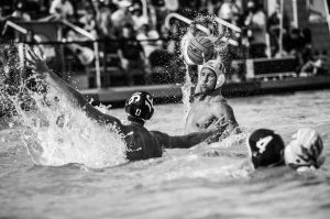 Why Do Swimmers Love Water Polo?