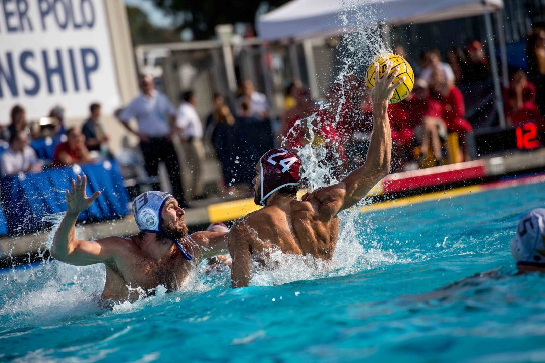 Men's NCAA Water Polo Championships Photo Vault