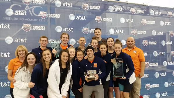 SwimMAC Sweeps Club Titles, UCLA, Louisville & Michigan Win College Titles at 2014 Winter Nationals