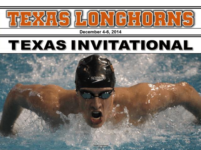 Texas Invite poster