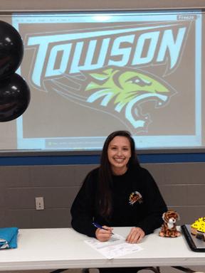 Backstroker Natalie Obando of Virginia Commits to Towson University