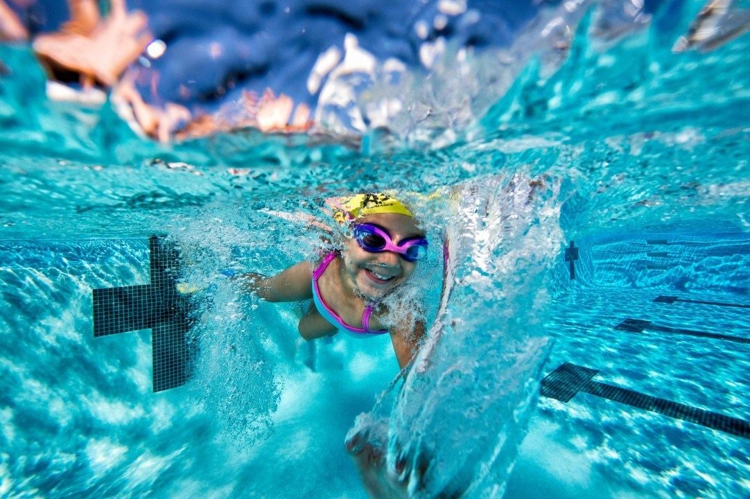 USA Swimming Foundation Grants Available to Make a Splash Swim Lesson Providers