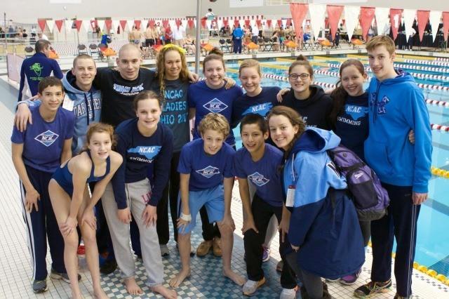 North Carolina Aquatic Club (NCAC) (courtesy of rafael domeyko, rafaeldomeyko.com)