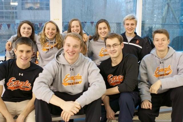 Eagle Swim Team (EST) (courtesy of rafael domeyko, rafaeldomeyko.com)