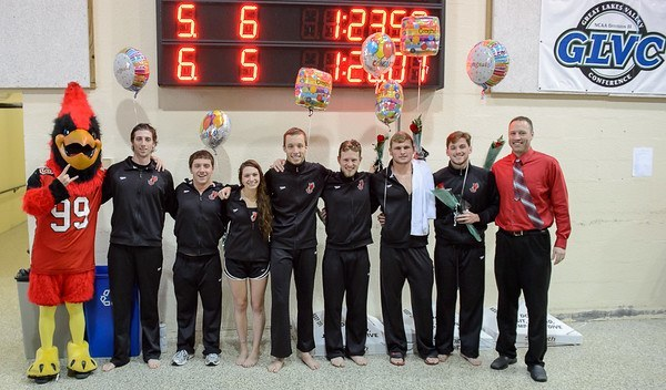 Post-reinstatement, William Jewell's inaugural senior class honored Saturday