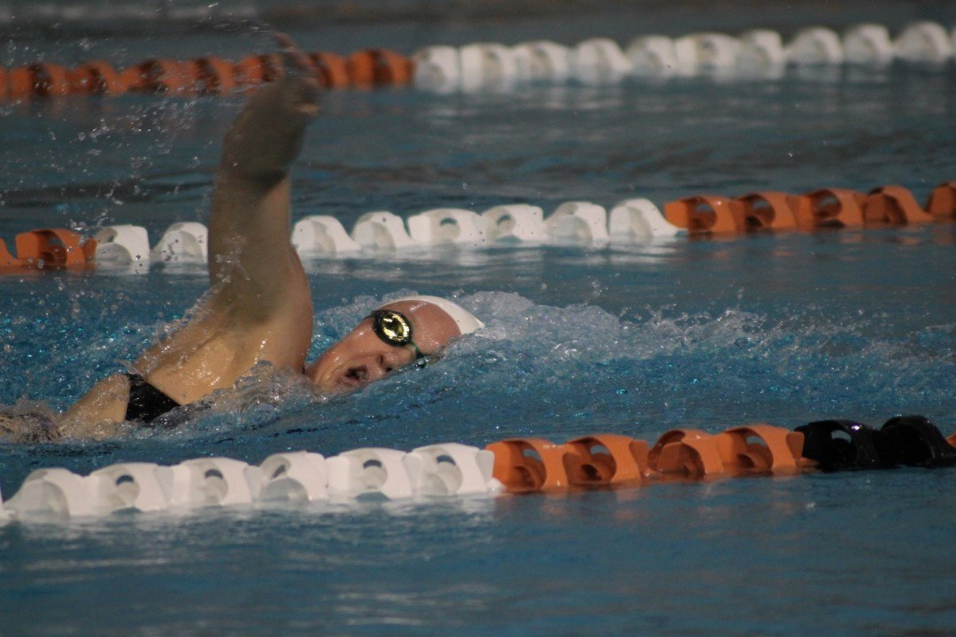 Blueseventy Swim of the Week: Pawlowicz cracks the Georgia distance gauntlet
