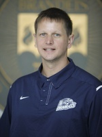 Mike Kotch, head coach of Brandeis University