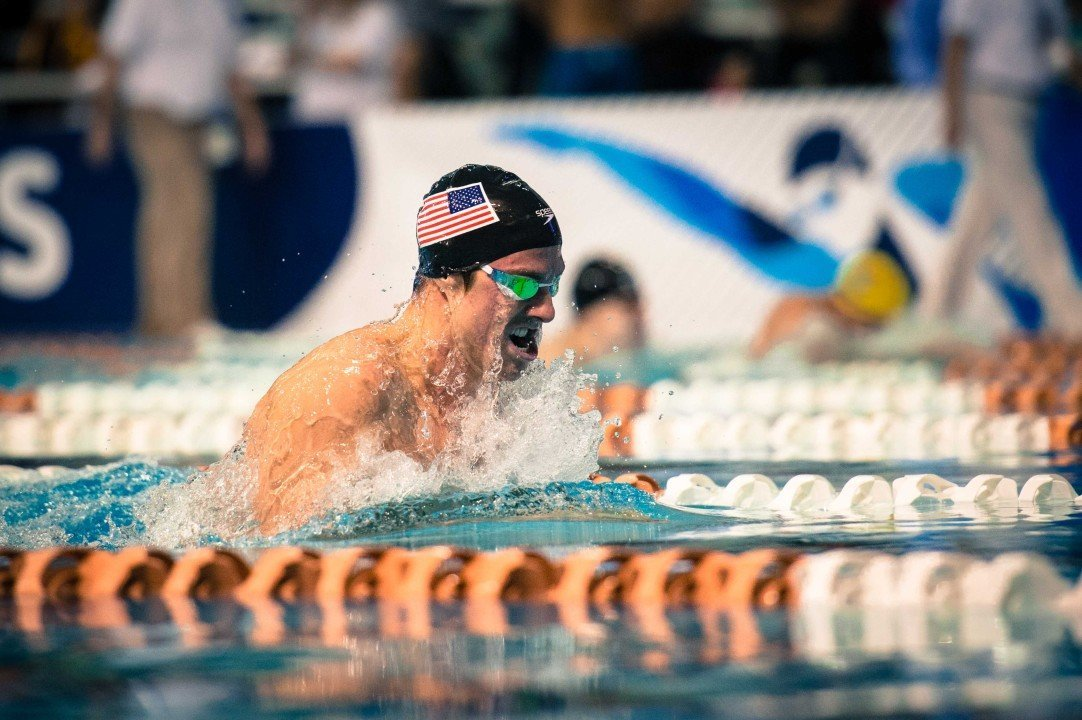 Dwyer takes Pro Swim Series points lead after Austin, Ledecky leads meet with 20