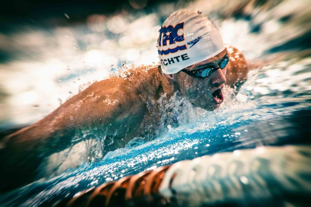 Ryan Lochte, Katie Ledecky, And Dave Durden Talk 2015 World Championships