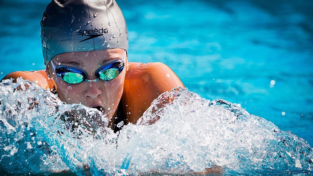 A Swimmer's Guide for Surviving and Dominating the Big Meet