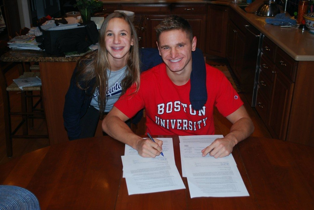 Boston University Adds Pennsylvania's Jake Goroshko to Class of 2019