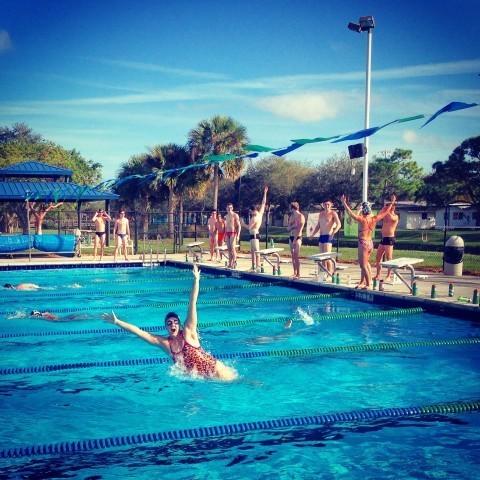 Training Winter Training In The Sunshine State
