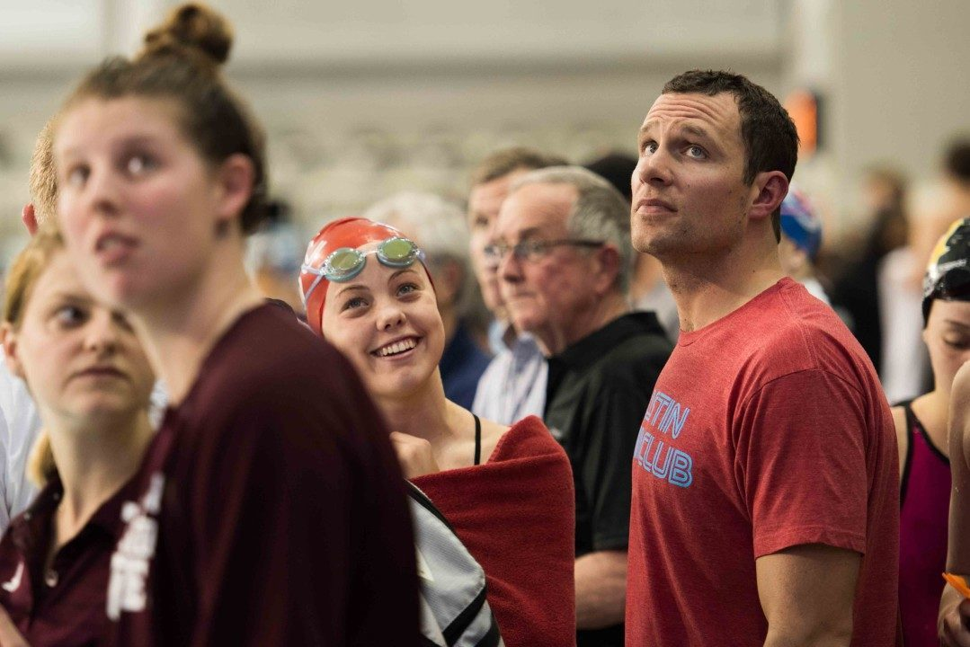 USA Swimming Hires Olympian Brendan Hansen as Director of Team Services