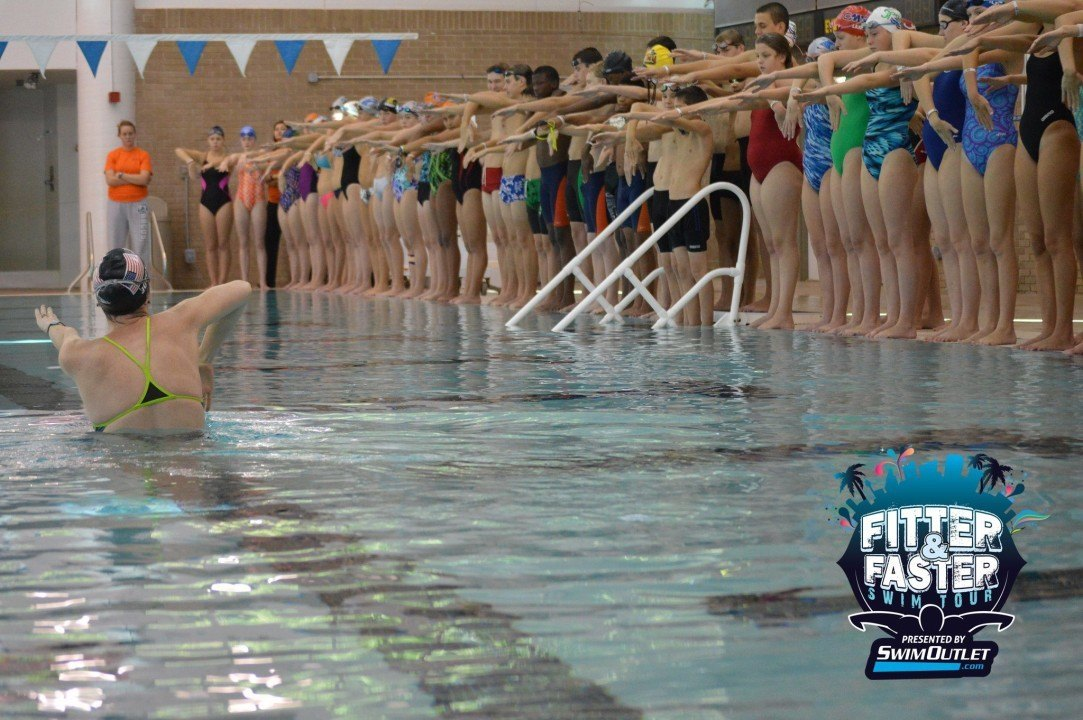SwimOutlet.com Renews as Presenting Sponsor of the Fitter & Faster Swim Tour