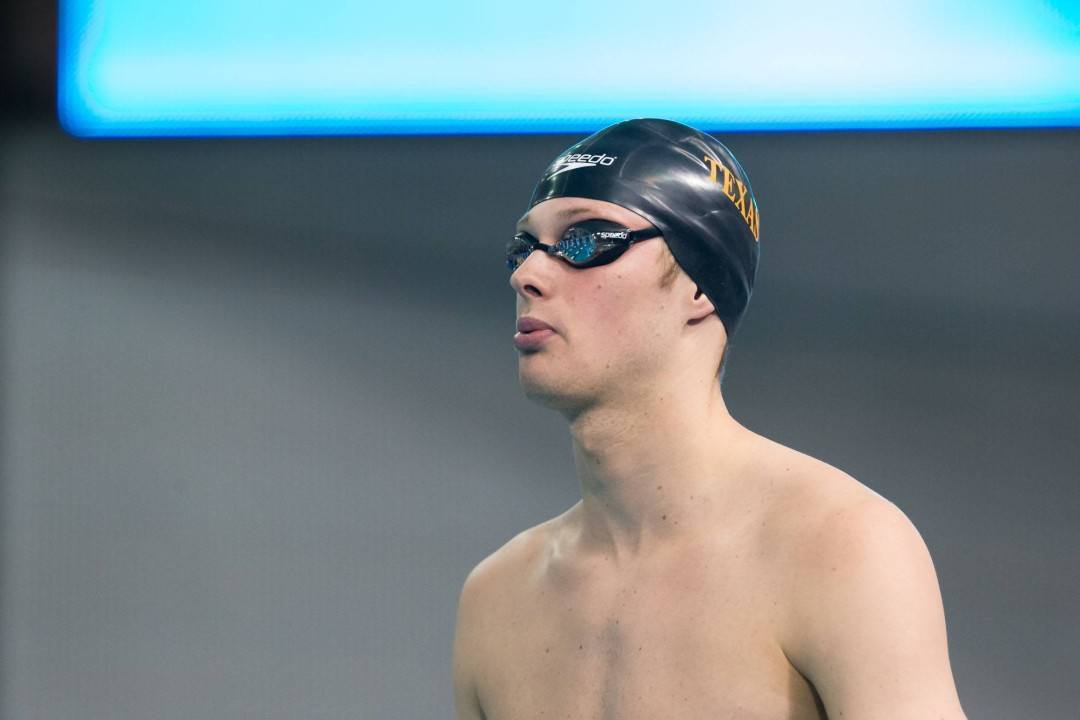 Jack Conger goes 1:48.4 in 200 free at PV Senior Champs