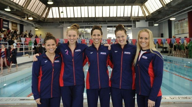 Marshall Women Travel to Duquesne, Leave With Three Pool Records
