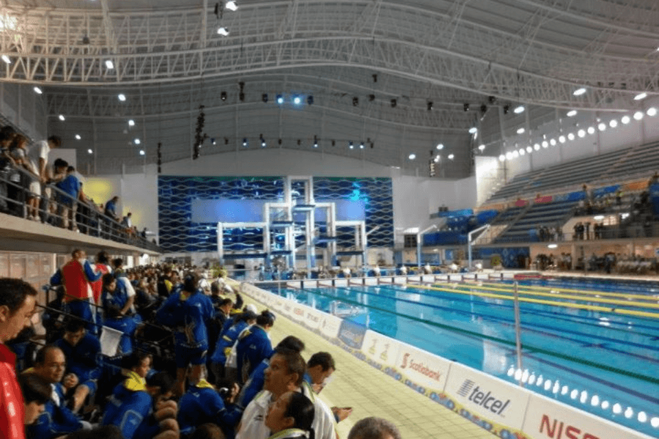 Mexico Pulls Out of Hosting 2017 World Aquatics Championships