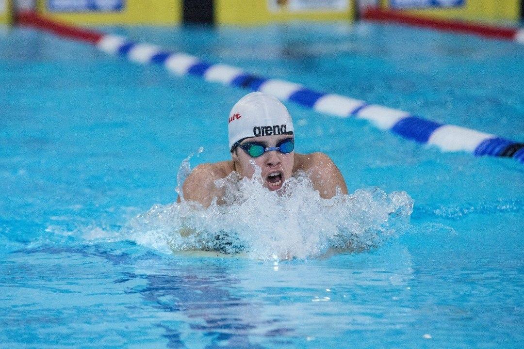 Deutscher Schwimmverband gibt das Nationalteam 2015/2016 bekannt