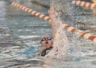 Alison Meng set two pool records as the Illini defeated Nebraska, 171-129.