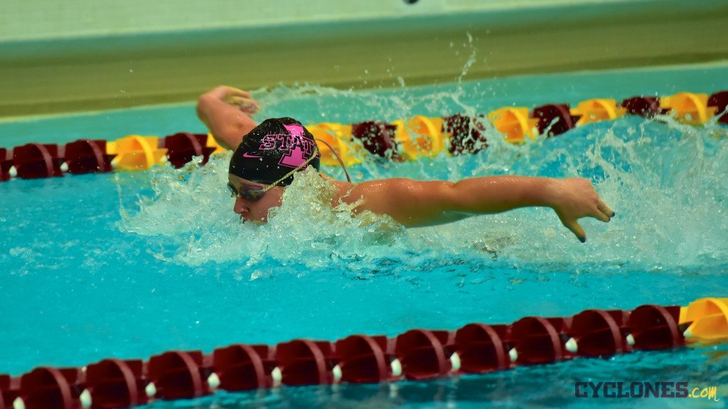 Iowa State Wins 21st-Consecutive Dual Meet in Series With Northern Iowa