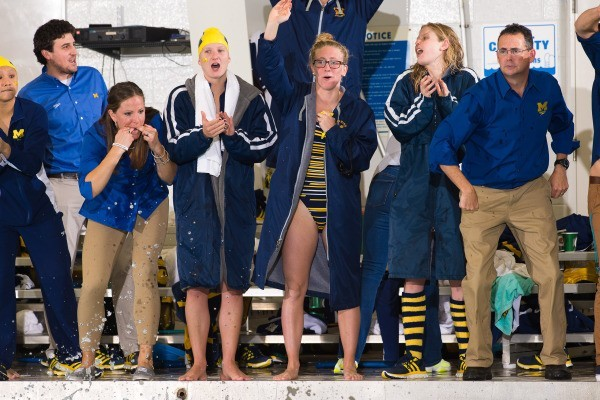 Michigan Women Hand Ohio State Their First B1G Loss on Senior Day in Ann Arbor