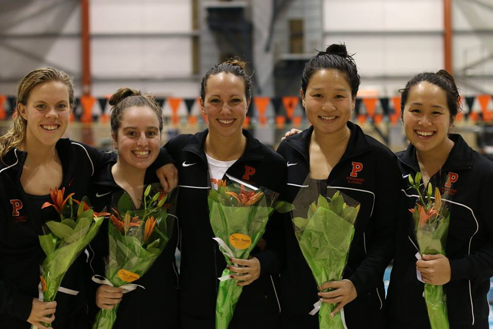 NC State Wolfpack Trounce Princeton on Senior Night at DeNunzio