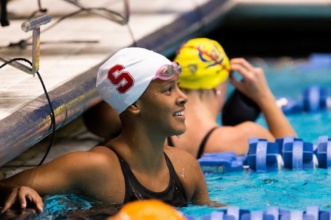 "14-Time All-American Maddy Schaefer ""No Longer Swimming For Stanford"""