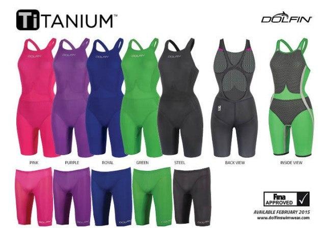 Titanium Suits