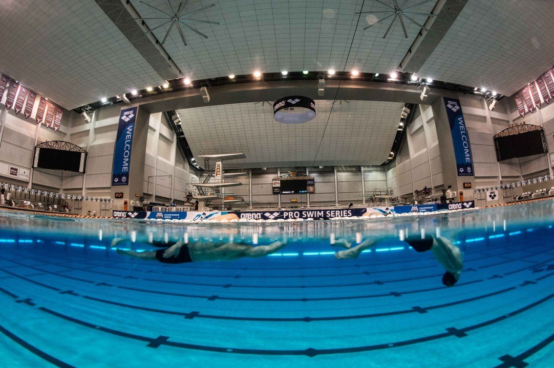 NCAA Announces Hosts for 2019-2022 NCAA Men's Swimming Championships