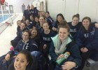 Yale women at Brown Invite 2014