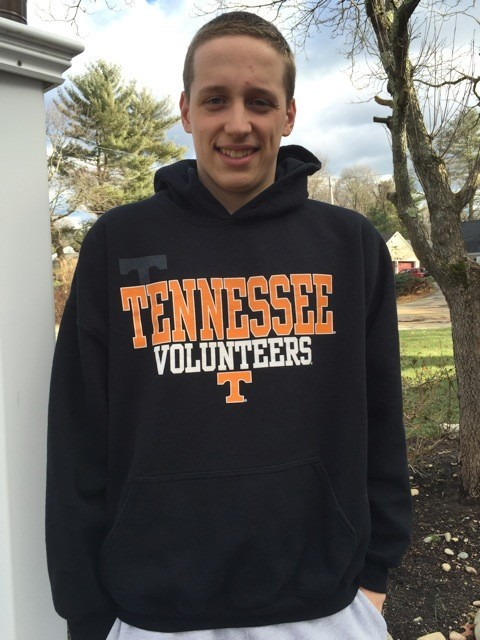 Open Water Swimmer Sam Rice Verbally Commits to Tennessee
