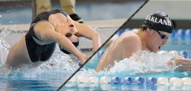 Oakland Swimming and Diving, 2015