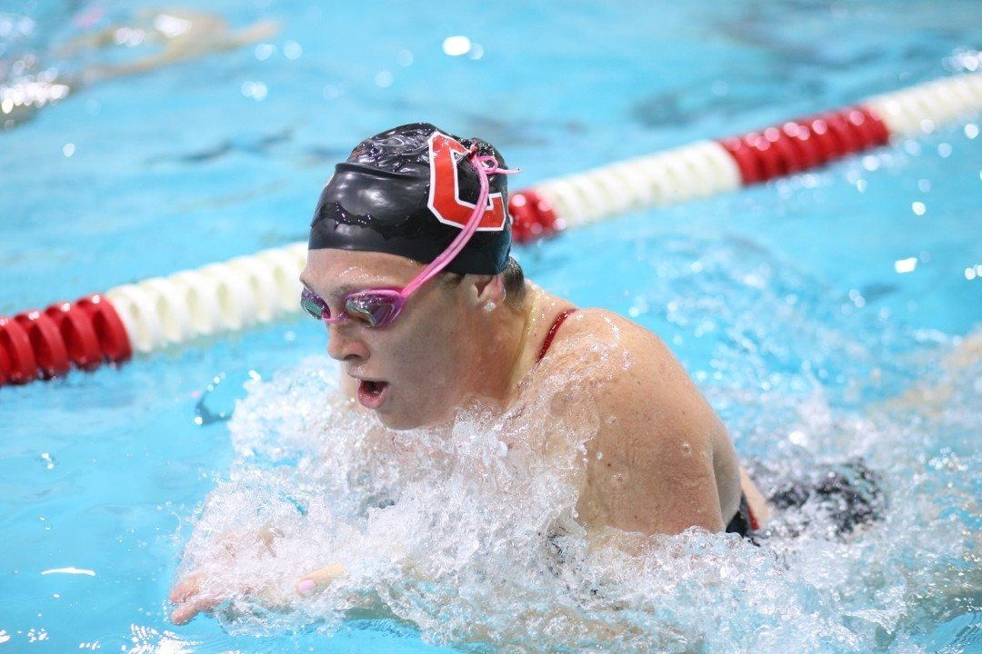 Columbia Takes Down Cornell in Ivy League Women's Dual
