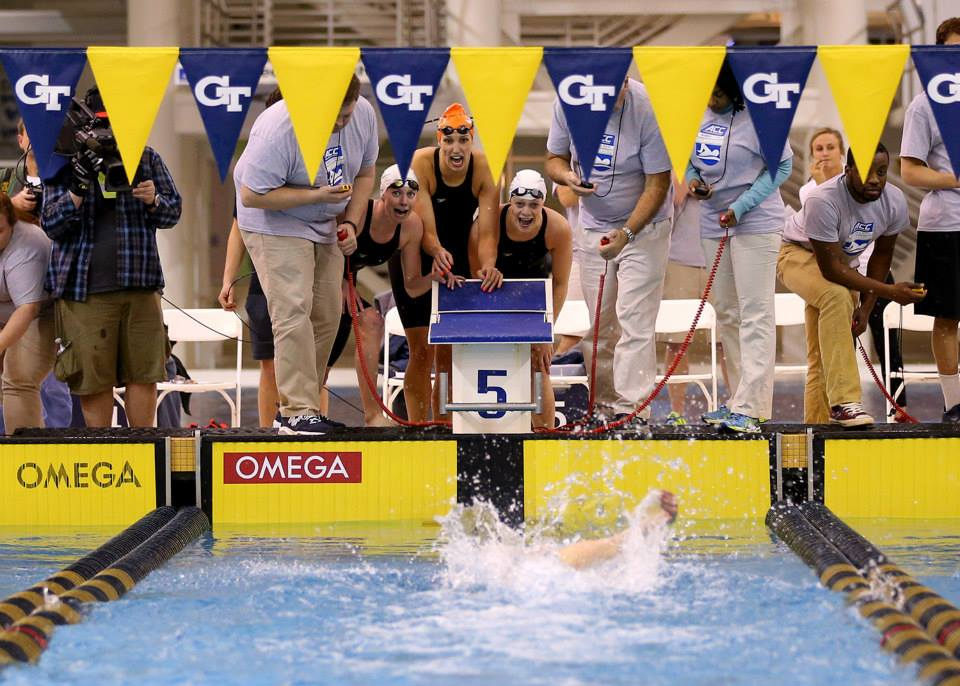 9 Swim Parent Guidelines to Relay Selections