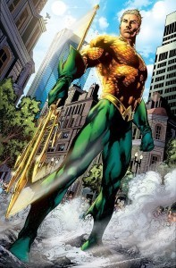 Aquaman (courtesy of wikipedia)