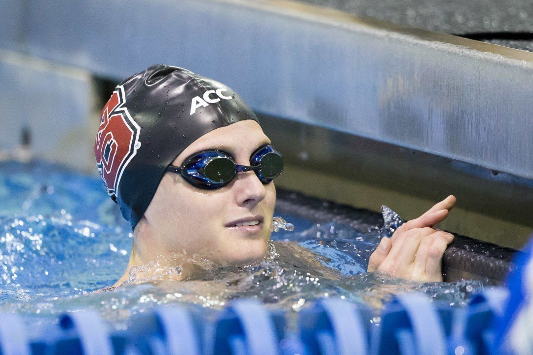 2015 ACC Women's Championships: Speedy Bonnema & NC State lock down wins at day 2 finals