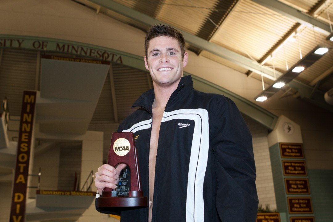 Olympic Champion David Boudia Headlines USA Diving World Series Roster