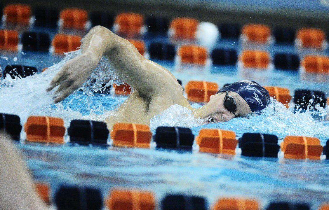 2015 Patriot League Championships Day 2 Finals: Bucknell Men and Women Solidly Second to Navy