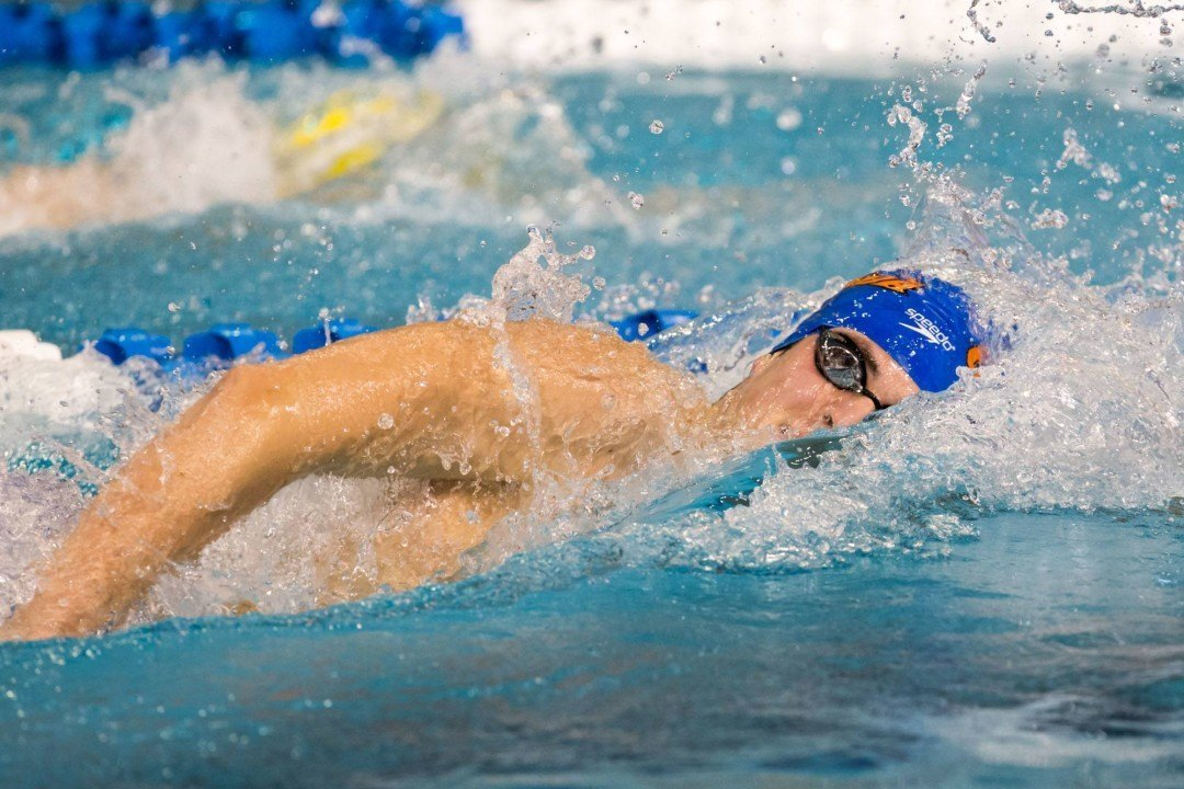 Italian Olympian Mitch D'Arrigo Changing Sports Citizenship To USA; Eligible For WUGs