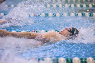 Dartmouth Men Close Out Dual Meet Season with Loss to Columbia