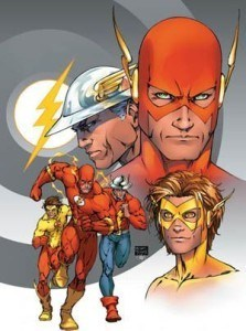 The Flash (courtesy of wikipedia)