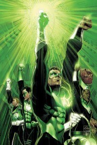 Green Lantern, courtesy of wikipedia