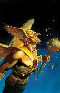 The Savage Hawkman (courtesy of Wikipedia)