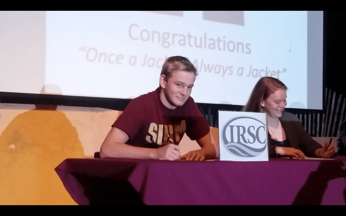 IRSC Signs Florida High School State Champion Nicholas Loomis