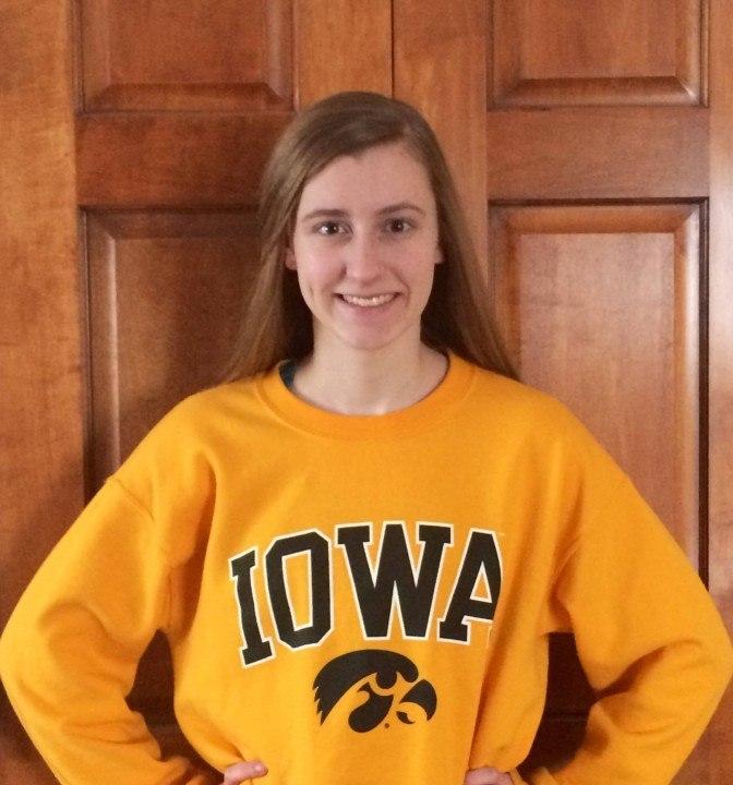 Illinois State Champion, High School Senior, Kelly McNamara Gives Verbal to Iowa Hawkeyes
