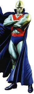 Martian Manhunter (courtesy of wikipedia)