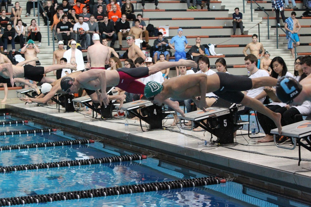 2015 Ivy League Men's Championships Day 2: Up/Mid/Down