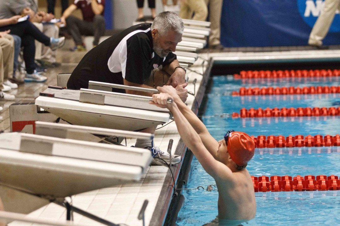 Denison's Gregg Parini Wins CSCAA DIII Men's Coach of the Year